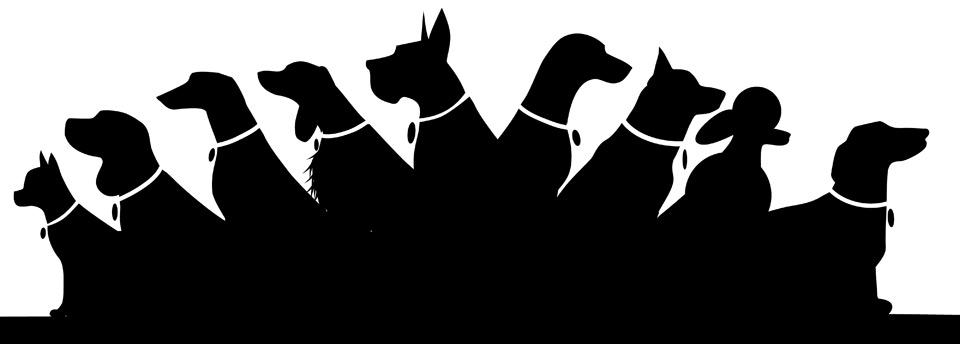 dog-silhouette